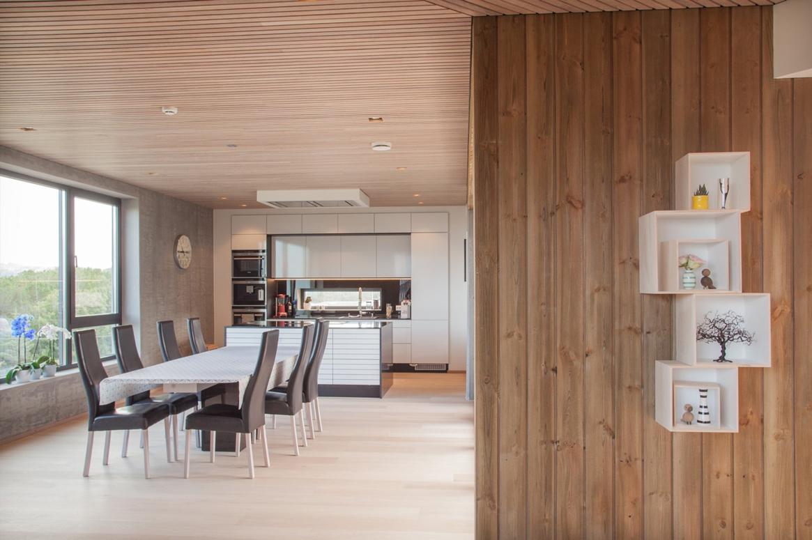 Patio hus i sirevåg   saark arkitekter mnal
