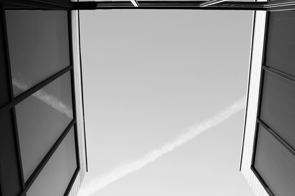 Glassbygg med aluminiumsbeslag. Hubro fasadeelementer.