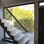 Tvillinghus på Hana tre trapp entre foaje
